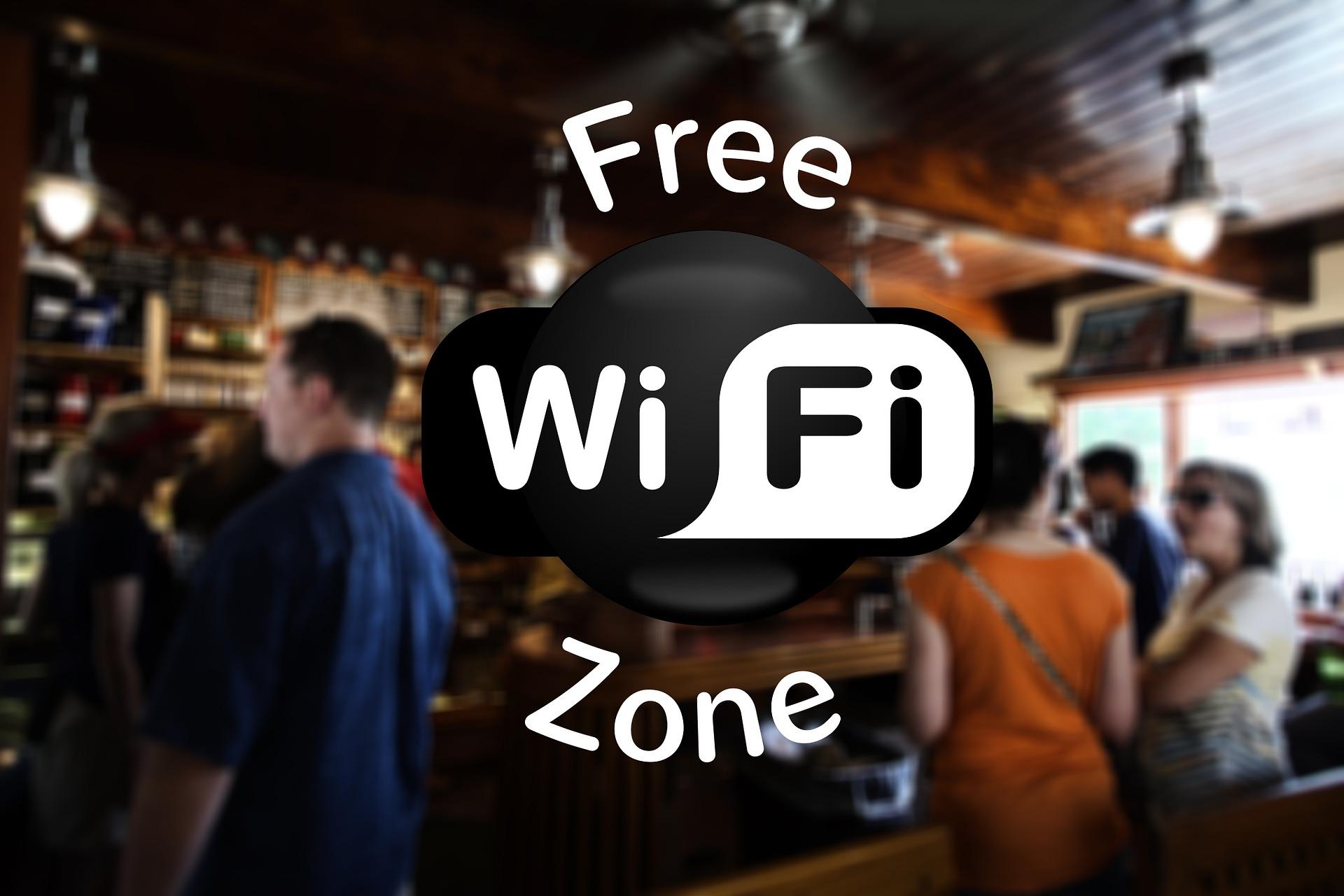 איך לשמור על עצמנו ברשתות WiFi בחו
